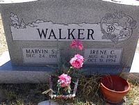WALKER, MARVIN S. - Chaffee County, Colorado | MARVIN S. WALKER - Colorado Gravestone Photos