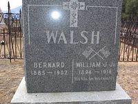 WALSH, JR., WILLIAM J. - Chaffee County, Colorado | WILLIAM J. WALSH, JR. - Colorado Gravestone Photos
