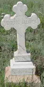 ALLAREA, VINCENZO - Clear Creek County, Colorado | VINCENZO ALLAREA - Colorado Gravestone Photos