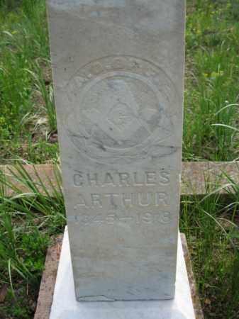 ARTHUR, CHARLES - Clear Creek County, Colorado   CHARLES ARTHUR - Colorado Gravestone Photos