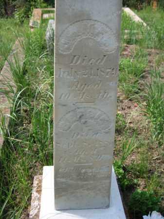 ARTHUR, JAMES - Clear Creek County, Colorado | JAMES ARTHUR - Colorado Gravestone Photos