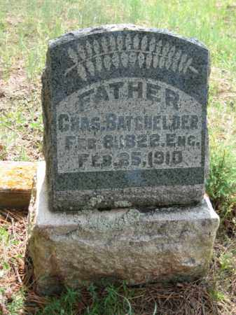 BATCHELDER, CHARLES - Clear Creek County, Colorado | CHARLES BATCHELDER - Colorado Gravestone Photos