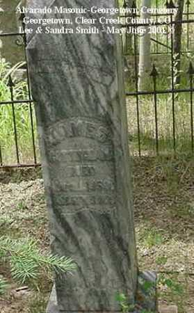 COTTINGHAM, JAMES - Clear Creek County, Colorado | JAMES COTTINGHAM - Colorado Gravestone Photos