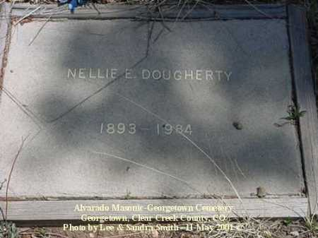 DOUGHERTY, NELLIE E. - Clear Creek County, Colorado | NELLIE E. DOUGHERTY - Colorado Gravestone Photos