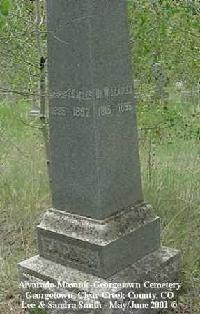 EAGLES, DEVILLO - Clear Creek County, Colorado | DEVILLO EAGLES - Colorado Gravestone Photos