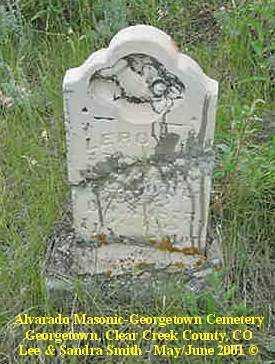 ELLIOTT, LEROY - Clear Creek County, Colorado   LEROY ELLIOTT - Colorado Gravestone Photos