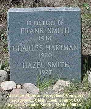 SMITH, HAZEL - Clear Creek County, Colorado | HAZEL SMITH - Colorado Gravestone Photos
