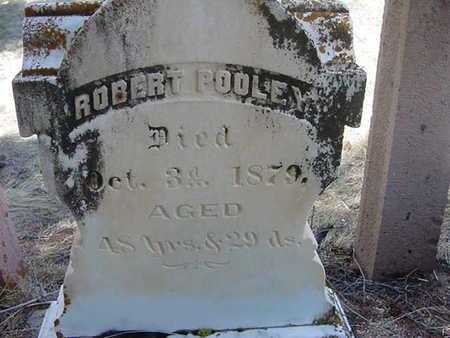 POOLEY, ROBERT - Clear Creek County, Colorado | ROBERT POOLEY - Colorado Gravestone Photos
