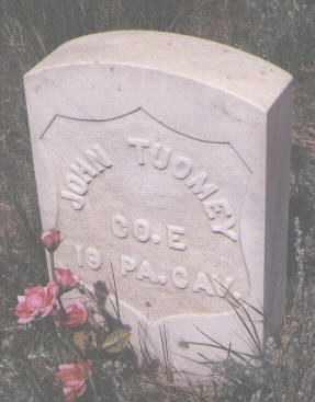 TUOMEY, JOHN - Clear Creek County, Colorado | JOHN TUOMEY - Colorado Gravestone Photos