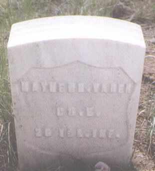 VATLER, MATTHEW H. - Clear Creek County, Colorado | MATTHEW H. VATLER - Colorado Gravestone Photos