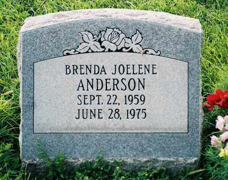 ANDERSON, BRENDA JOELENE - Conejos County, Colorado   BRENDA JOELENE ANDERSON - Colorado Gravestone Photos