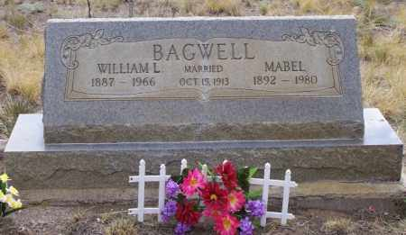BAGWELL, WILLIAM L. - Conejos County, Colorado | WILLIAM L. BAGWELL - Colorado Gravestone Photos