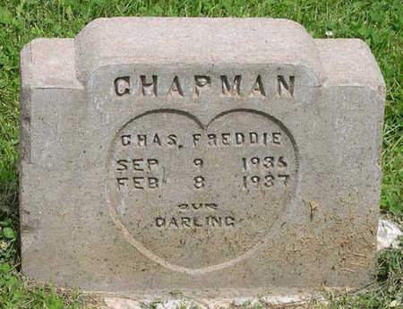 CHAPMAN, CHARLES FREDRICK - Conejos County, Colorado | CHARLES FREDRICK CHAPMAN - Colorado Gravestone Photos