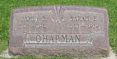 CHAPMAN, SARAH ELIZABETH - Conejos County, Colorado | SARAH ELIZABETH CHAPMAN - Colorado Gravestone Photos