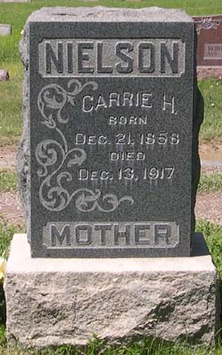 NIELSON, KAREN - Conejos County, Colorado | KAREN NIELSON - Colorado Gravestone Photos
