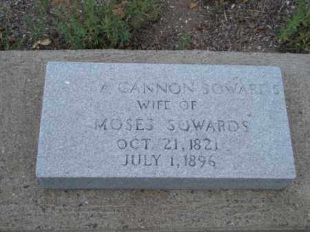 GANNON SOWARDS, A. - Conejos County, Colorado | A. GANNON SOWARDS - Colorado Gravestone Photos
