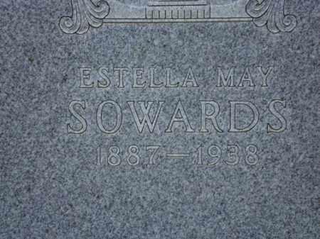 SOWARDS, ESTELLA MAY - Conejos County, Colorado | ESTELLA MAY SOWARDS - Colorado Gravestone Photos