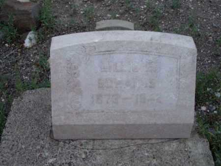 HUFFAKER SOWARDS, LILLIE ERNESTINE - Conejos County, Colorado | LILLIE ERNESTINE HUFFAKER SOWARDS - Colorado Gravestone Photos