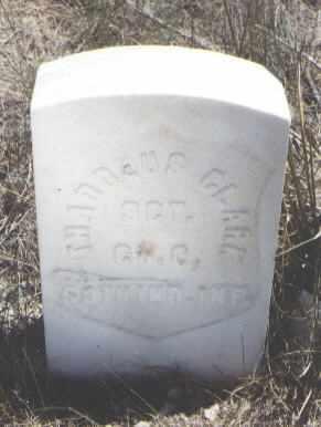 CLARK, THADDEUS - Custer County, Colorado | THADDEUS CLARK - Colorado Gravestone Photos