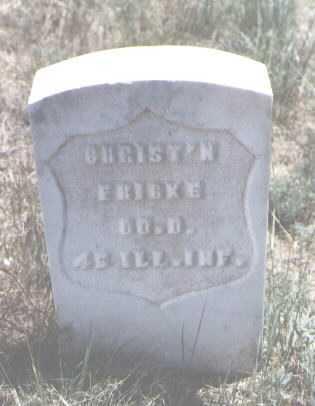 FRICKE, CHRIST'N - Custer County, Colorado | CHRIST'N FRICKE - Colorado Gravestone Photos