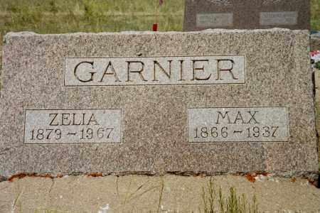 GARNIER, MAX - Custer County, Colorado | MAX GARNIER - Colorado Gravestone Photos