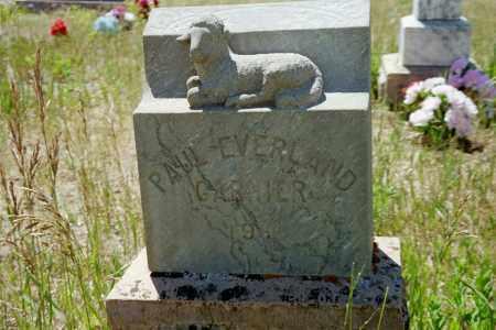 GARNIER, PAUL - Custer County, Colorado   PAUL GARNIER - Colorado Gravestone Photos
