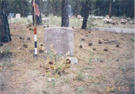 PAYNE, BETHUNE - Custer County, Colorado | BETHUNE PAYNE - Colorado Gravestone Photos
