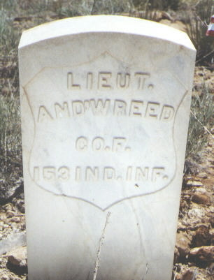 REED, AND'W - Custer County, Colorado | AND'W REED - Colorado Gravestone Photos