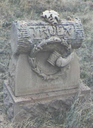 TRUEX, JACOB S. - Custer County, Colorado | JACOB S. TRUEX - Colorado Gravestone Photos