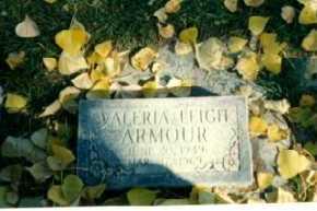ARMOUR, VALERIA - Delta County, Colorado | VALERIA ARMOUR - Colorado Gravestone Photos