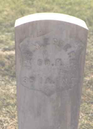 EPPERLY, JAS. M. - Delta County, Colorado | JAS. M. EPPERLY - Colorado Gravestone Photos
