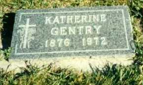 GENTRY, KATE - Delta County, Colorado | KATE GENTRY - Colorado Gravestone Photos