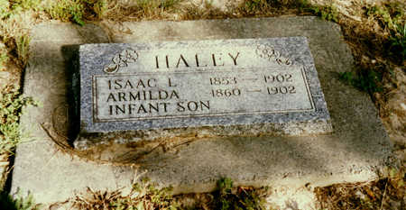 HALEY, ISAAC L. - Delta County, Colorado | ISAAC L. HALEY - Colorado Gravestone Photos