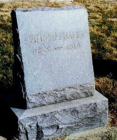 HALEY, JAMES M. - Delta County, Colorado | JAMES M. HALEY - Colorado Gravestone Photos