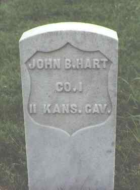 HART, JOHN B. - Delta County, Colorado | JOHN B. HART - Colorado Gravestone Photos