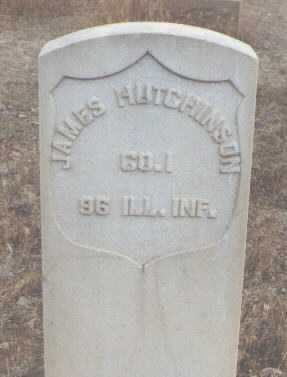 HUTCHINSON, JAMES - Delta County, Colorado | JAMES HUTCHINSON - Colorado Gravestone Photos