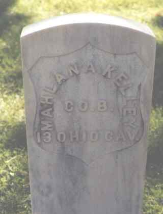 KELLEY, MAHLAN A. - Delta County, Colorado | MAHLAN A. KELLEY - Colorado Gravestone Photos