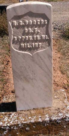 ROGERS, HENRY - Delta County, Colorado | HENRY ROGERS - Colorado Gravestone Photos