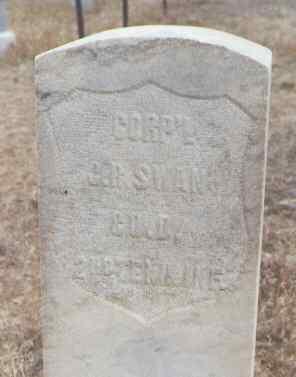 SWAN, C. R. - Delta County, Colorado | C. R. SWAN - Colorado Gravestone Photos
