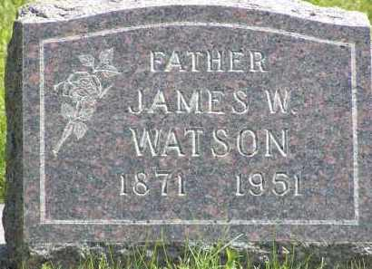 WATSON, JAMES WESLEY - Delta County, Colorado | JAMES WESLEY WATSON - Colorado Gravestone Photos