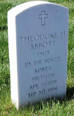 ABBOTT, THEODORE H - Denver County, Colorado   THEODORE H ABBOTT - Colorado Gravestone Photos