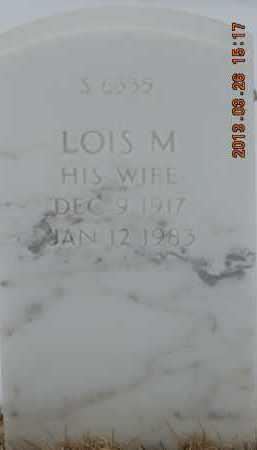 ABER, LOIS M - Denver County, Colorado | LOIS M ABER - Colorado Gravestone Photos