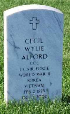 ALFORD, CECIL WYLIE - Denver County, Colorado | CECIL WYLIE ALFORD - Colorado Gravestone Photos