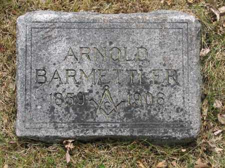 BARMETTLER, ARNOLD - Denver County, Colorado | ARNOLD BARMETTLER - Colorado Gravestone Photos