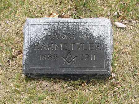 BARMETTLER, HARRY - Denver County, Colorado | HARRY BARMETTLER - Colorado Gravestone Photos
