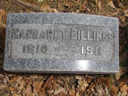 BILLINGS, MARGARET - Denver County, Colorado   MARGARET BILLINGS - Colorado Gravestone Photos