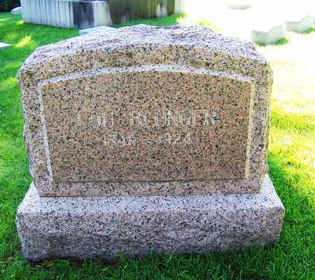 BLONGER (VETERAN UNION), LOU(FAMOUS) (NEW) - Denver County, Colorado | LOU(FAMOUS) (NEW) BLONGER (VETERAN UNION) - Colorado Gravestone Photos
