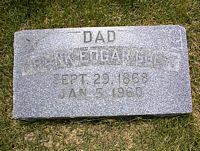 GUEST, FRANK EDGAR - Denver County, Colorado | FRANK EDGAR GUEST - Colorado Gravestone Photos