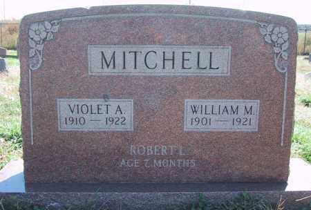 MITCHELL, ROBERT L - Denver County, Colorado | ROBERT L MITCHELL - Colorado Gravestone Photos