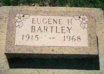 BARTLEY, EUGENE H. - Dolores County, Colorado   EUGENE H. BARTLEY - Colorado Gravestone Photos